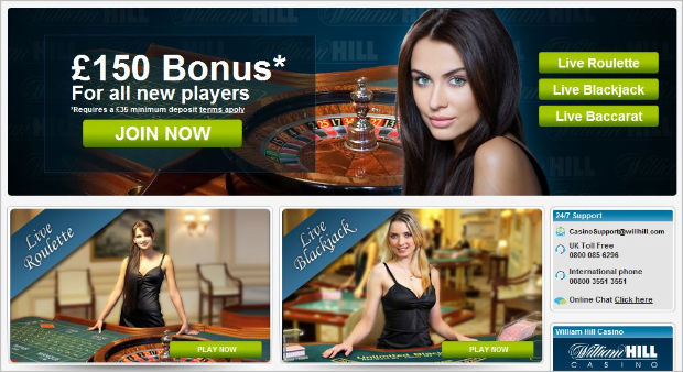online william hill casino online game ohne anmeldung