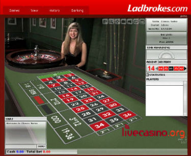 Sign Up at Ladbrokes Online Casino