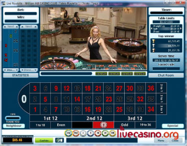 william hill online casino european roulette online